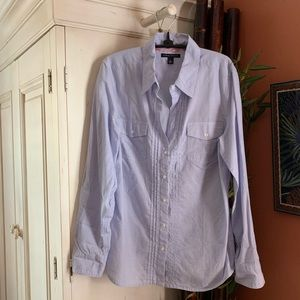EUC Banana Republic button down shirt